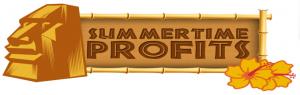 Summertime Profits Logo